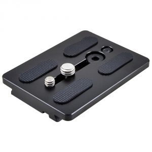 MENGS® 717 Sliding Quick Release Plate For Camera Compatible With WF-717/ EI-717/ WF-717A/ 727/ 737