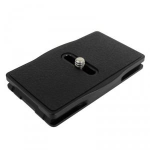 MENGS® QRA-635L Quick Release Plate For Velbon QHD-61Q QHD-62Q